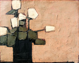 COMPOSITION ON BEIGE